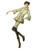 Sendak Inspired Marker Illustration